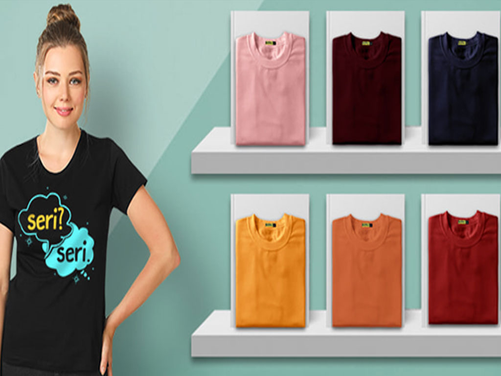 T-Shirts for Women: The Best Clothing Variety to Have In Your Collection