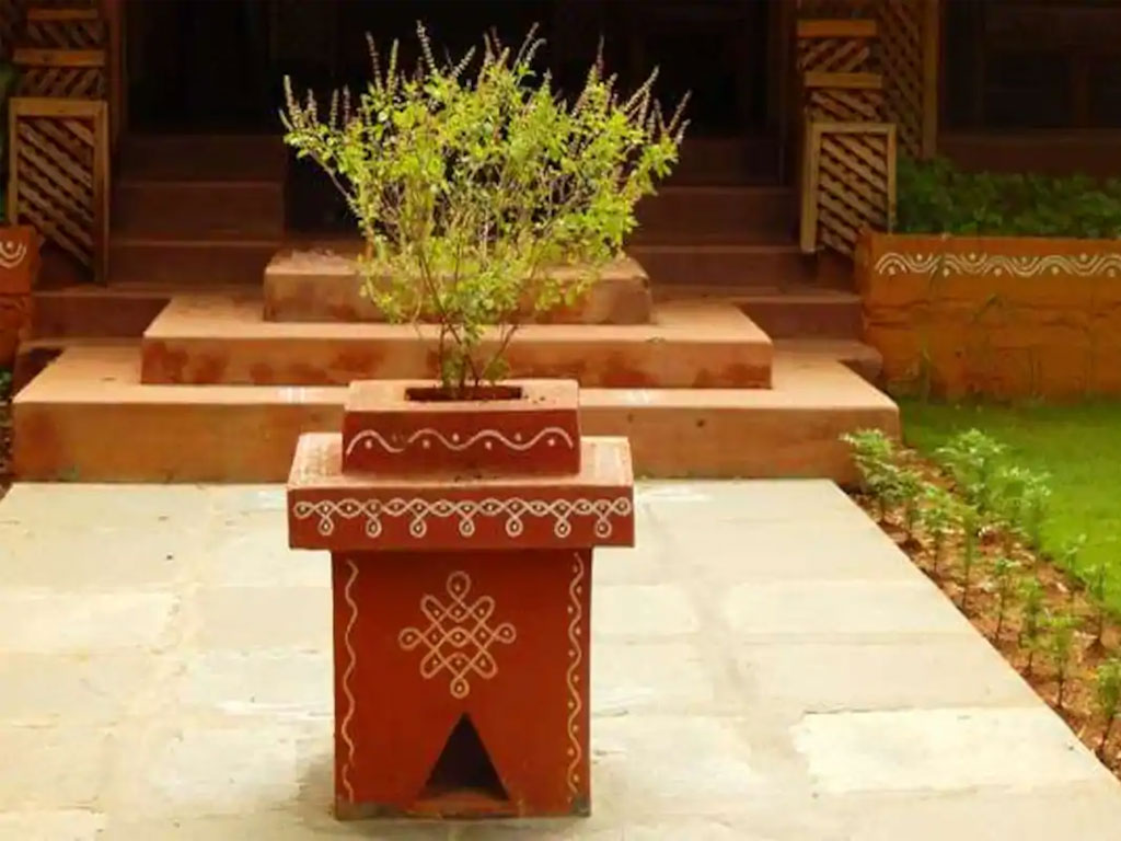 What is Significance of Worshipping Tulsi plant Every Day