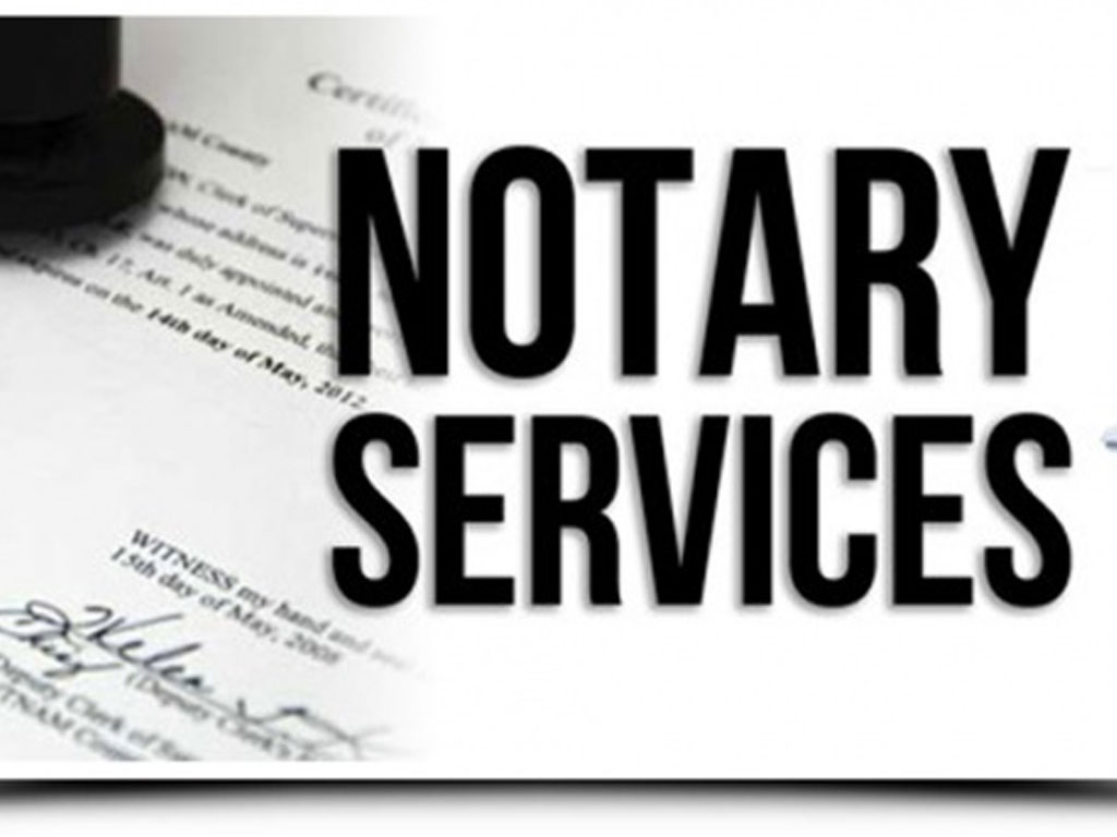 Considerations You Must Know Before You Pick a Notary Service